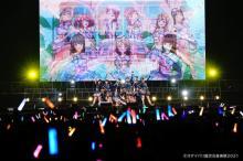 『超次元音楽祭』リアルイベントを初開催 刀剣男士、藍井エイル、Aqoursら出演