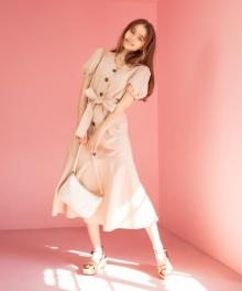 ViVi専属モデル嵐莉菜、ZOZOでオリジナルブランド展開 現役高校生では初