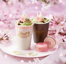 桜づくしドリンク×ギフトに最適なチョコが勢ぞろい。春の訪れを感じる、スイス発「リンツ」のコレクション