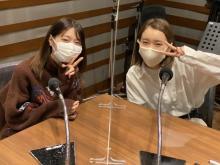 """西野七瀬、飯豊まりえに""""友チョコ"""" ラジオで公開試食&まったりトーク"""