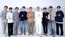"""NCT 127、2ndミニアルバム『LOVE HOLIC』発売 メールインタビューでメンバー同士の""""愛""""明かす"""