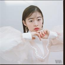 森七菜、初のメイクモデル挑戦 3つのメイク撮影に「めっちゃ楽しいです!!」