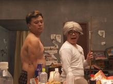 霜降りせいや、とろサーモン久保田と芸人魂かけた一騎打ち 『ドキュメンタル』新シーズンで激闘
