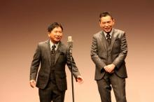 ウーチャカが帰ってくる 療養中の爆笑問題・田中裕二が2・27『タイタンライブ』で舞台復帰