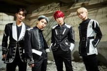 """OWV、3rdシングル「Roar」ビジュアルコンセプトは""""野公子"""" MVティザー公開"""