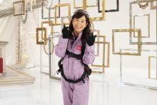 カンテレ関純子アナ、『愛の不時着』好きすぎてセリになりきる「ここはどこ?」 展覧会に魅力熱弁