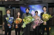 香取慎吾、主演ドラマ撮了に感慨「ドラマってこんなに大変だった?」