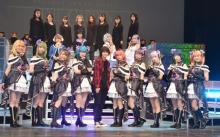 舞台『プロジェクト東京ドールズ』開幕 七木奏音ら主要キャストが意気込み