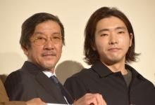 奥田瑛二「義理の息子」柄本佑と共演で気負い 本読みすぎて「NG連発でした」