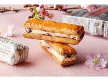 """""""桜""""をテーマにしたバターサンド&ホットカクテルで春の訪れを感じよう!"""