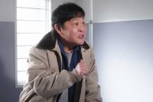 """上島竜兵、『監察医 朝顔』に""""再出演""""「何かのドッキリかと思いました」"""