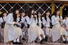 """乃木坂46が""""9歳""""誕生日イベント 笑いあり、涙ありで『バスラ』歴史を振り返る"""
