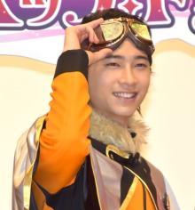 キラメイシルバー・庄司浩平、シーン裏話ぶっちゃけ 撮影時期がずれ込み「茶色かった」