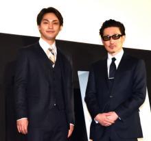 柳楽優弥、キャスティング事情を公開暴露 KENTARO監督が冷や汗「それは言っちゃダメ…」