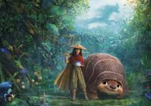 『ラーヤと龍の王国』ディズニーの歴代ヒロインたちをたどる特別映像