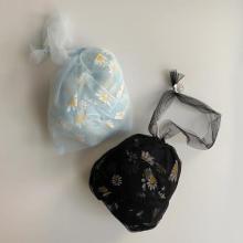 この透け感に一目惚れしちゃいました。ラティスのプチプラ「透かしフラワーバッグ」で春気分を満喫しちゃお