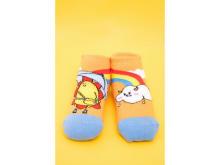 「サンサンキッズTV」×「バースデイ」がコラボ!子ども用靴下が発売