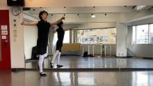 古川雄大、約5ヶ月間向き合ったバレエ 練習風景を公開「かなり苦戦しました」