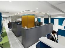 春は働き方も一新!新横浜に大型シェアオフィス「BIZcomfort新横浜」が誕生