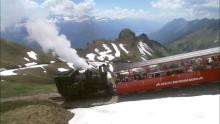 『世界の車窓から』、60分の特別コンテンツで配信開始 スイス登山鉄道など
