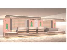 タルト菓子専門店「Tartine」がジェイアール名古屋タカシマヤにオープン