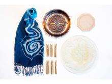阿寒湖のアイヌ伝統工芸作家による新たな挑戦!コラボを経て5商品が誕生