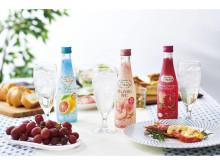 おうち時間を贅沢に!人気の「フルーツとハーブのお酒」がリニューアル発売