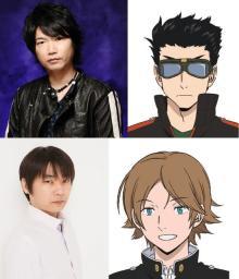 アニメ『ワールドトリガー』追加キャスト9人発表 小西克幸、石田彰ら出演