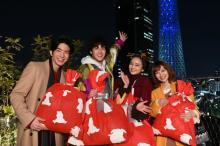 岡田結実、主演ドラマ『江戸モアゼル』を笑顔で撮了「粋が詰まった現場」