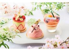 3月限定!春にぴったりの桜や苺を使ったスイーツ&ベーカリーでお花見気分