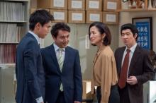 鈴木京香、7年ぶり『LIFE!』登場 美しき刑事部長に