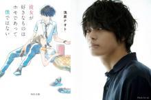 神尾楓珠、長編映画初主演 ゲイ×腐女子の恋愛描く『彼女が好きなものは』