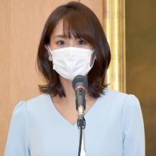 井上清華アナ『めざましテレビ』新メインキャスターに意気込み「みなさまに心地よい朝を」