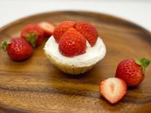 フレッシュな国産苺を贅沢にのせた春季限定タルト「春いちご」が登場!