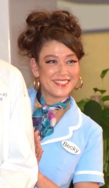 LiLiCo、50歳でミュージカル初挑戦「デビューいたします!」 別の舞台に出演の夫・小田井涼平にチクリ
