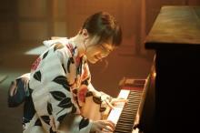 百田夏菜子、初経験のピアノ演奏 クランクアップ後も練習の日々
