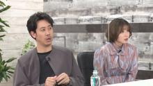 大泉洋のメイク時間は90分? 松岡茉優のぶっちゃけに大笑い「髪の毛がものすごく大変」