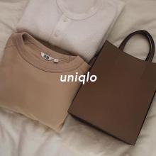 【ユニクロ】こんなに高見えするバッグがあったなんて!今絶対におさえておきたい2大ショルダーバッグをご紹介
