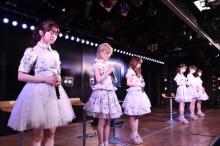 AKB48グループ138人が黙祷 被災地訪問初回参加の柏木由紀が葛藤と意義語る