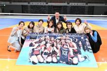 バレーボール女子日本代表レジェンド集結 9年越しに明かすロンドン五輪の秘話