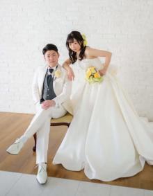 ダニエルズ・望月隆寛と石出奈々子が結婚発表「やさしさに包まれた幸せな家庭を」 交際10年実らす