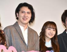 """百田夏菜子、ピアノ演奏に初挑戦 """"共演""""尾上松也が絶賛「感動した!」"""