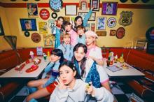 NiziU、新曲「Poppin' Shakin'」TV初披露 『Premium Music 』出演者第1弾発表
