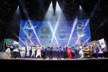 USJ×セントラル・リーグ、パートナーシップ契約締結発表イベント開催