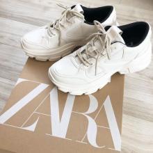 今季「ZARA」の春スニーカーが豊作すぎって知ってた?今すぐ履きたくなる優秀アイテムが勢揃いです