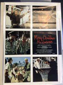『戦場のメリークリスマス』貴重なポスターが盗難 展示中止に