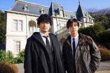 ディーン・フジオカ&岩田剛典『シャーロック』映画化「ワクワクドキドキです」
