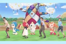 『映画 おかあさんといっしょ』9・10公開 実写とアニメがひとつになった特報解禁