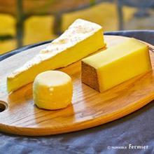 CHAVATY×フェルミエがコラボした春のチーズスコーンセットが登場。EC販売が3月19日10時スタート!