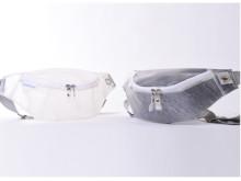 廃ビニール傘を再利用!「PLASTICITY」から防水性抜群のウエストバッグ登場